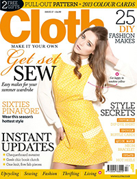 Cloth Magazine Feature