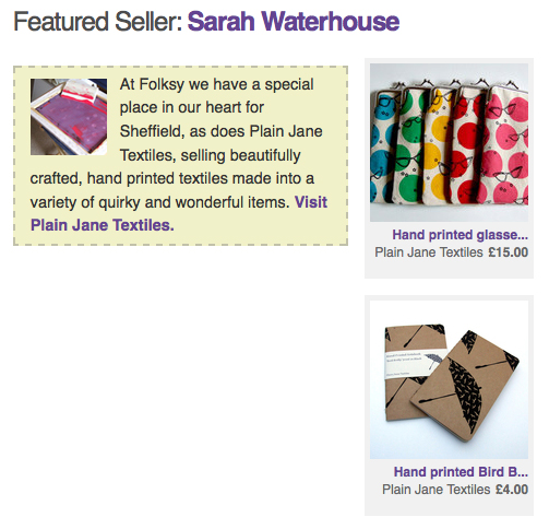 Featured Seller