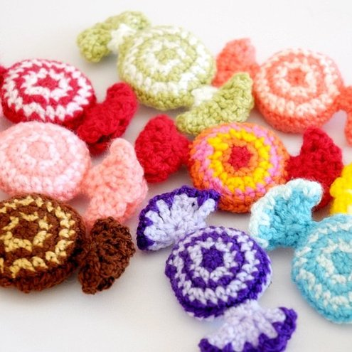 Sweetie Brooches