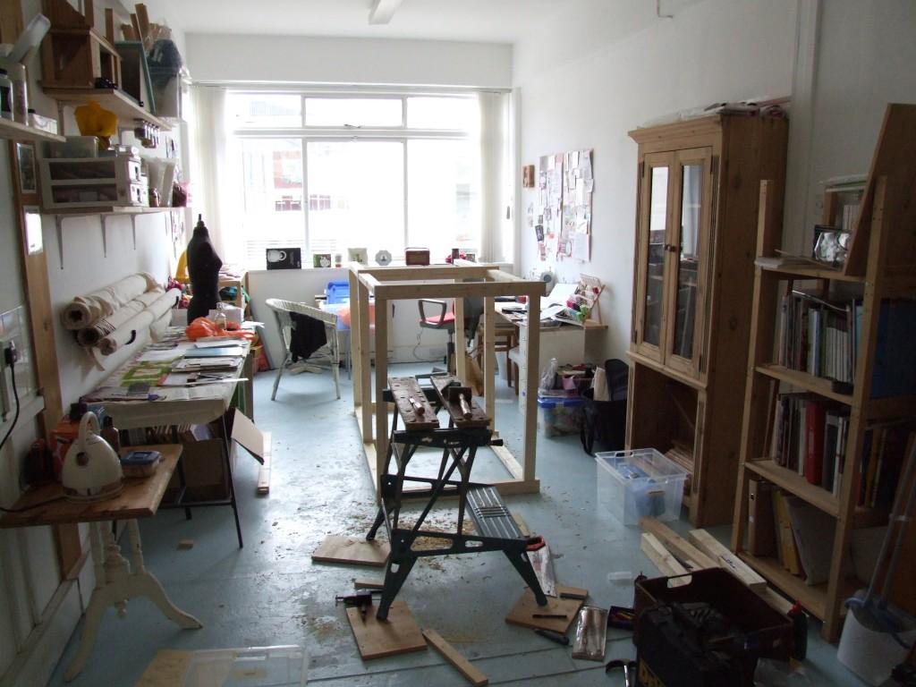 Building the desk