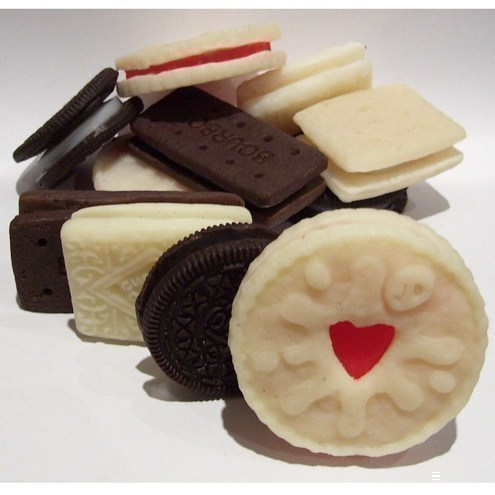 Biscuit Soap Set