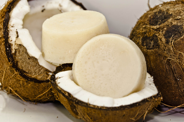 Coconut Dream Handmade Soap