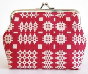 Welsh Blanket Purse