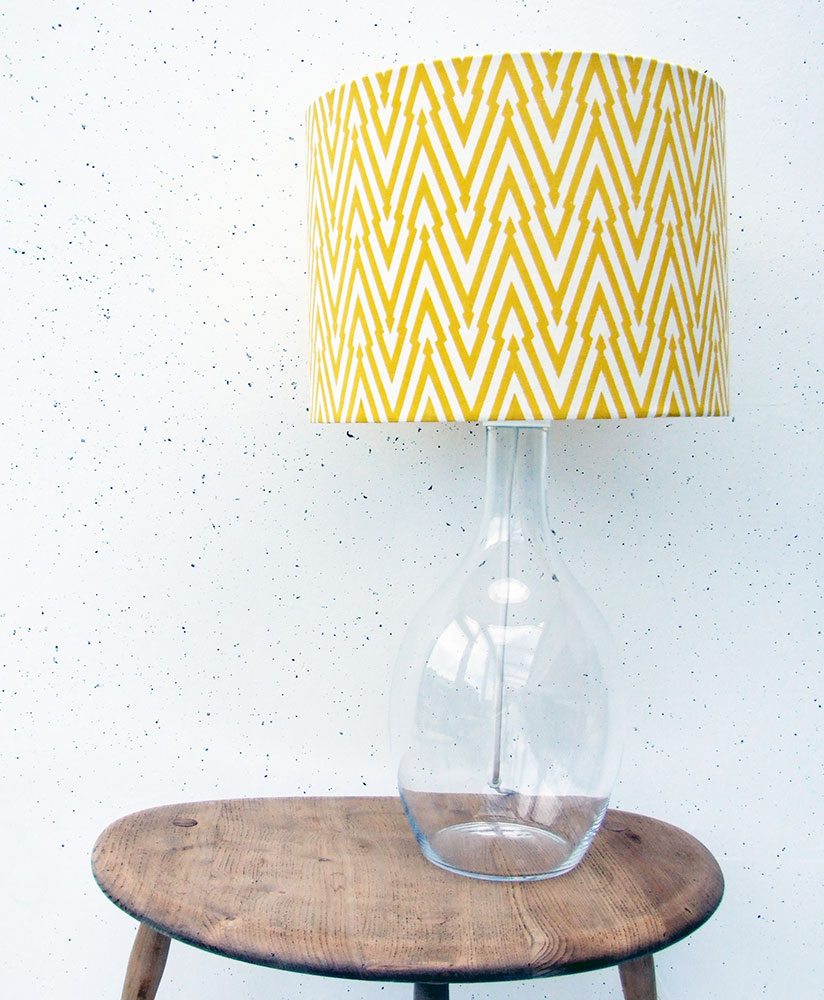 Thunderbolt-lampshade