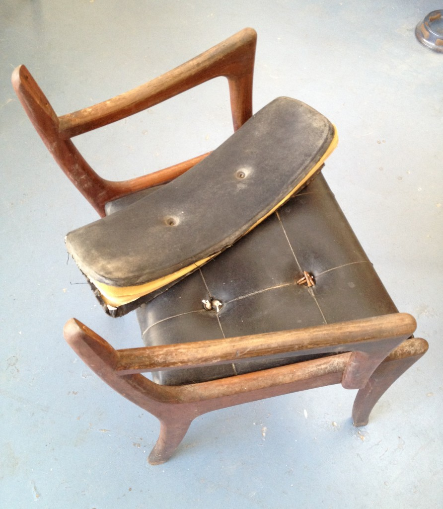 G Plan Chair