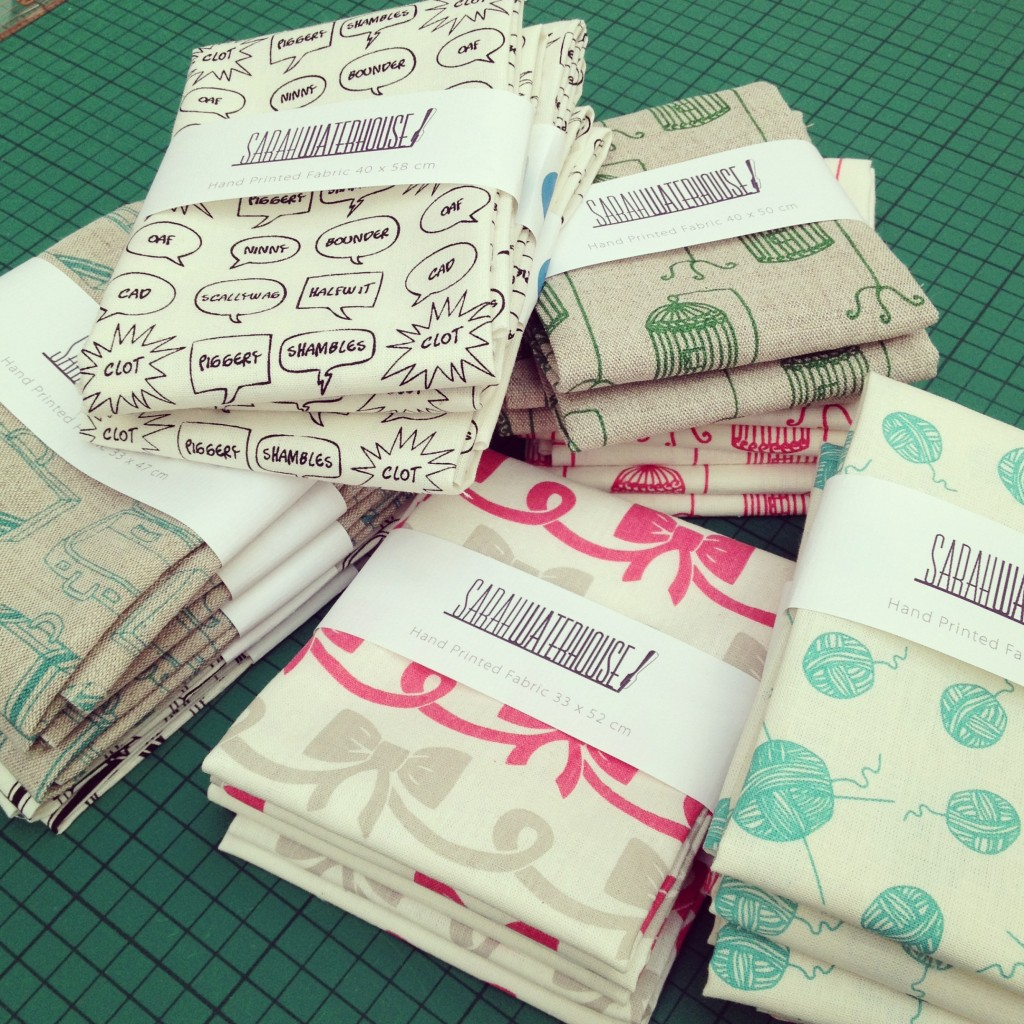 Wholesale order, printed and ready for it's new home