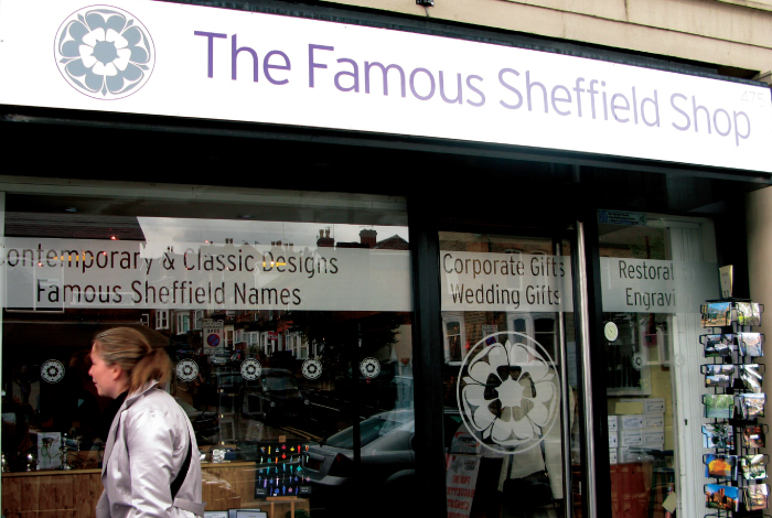 The Famous Sheffield Shop