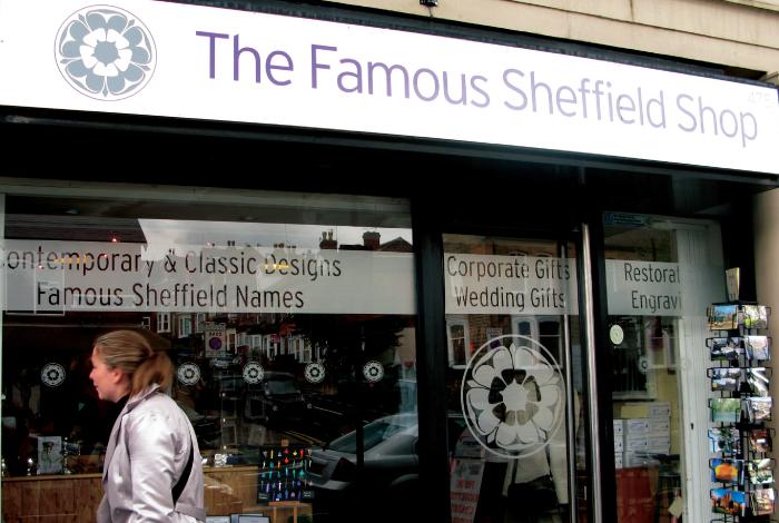 The Famous Sheffield Shop