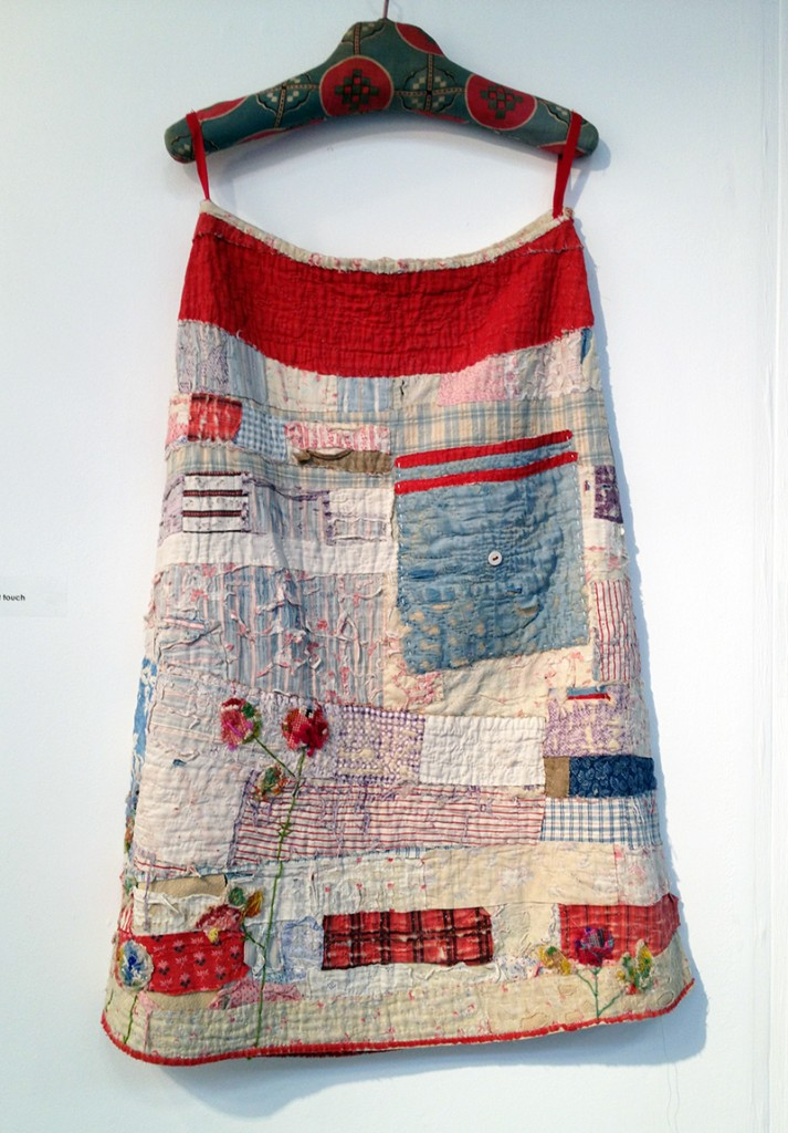 Patchwork Quilted Skirt, 2012