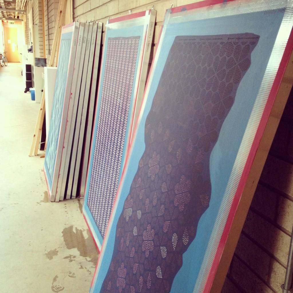 Printing screens