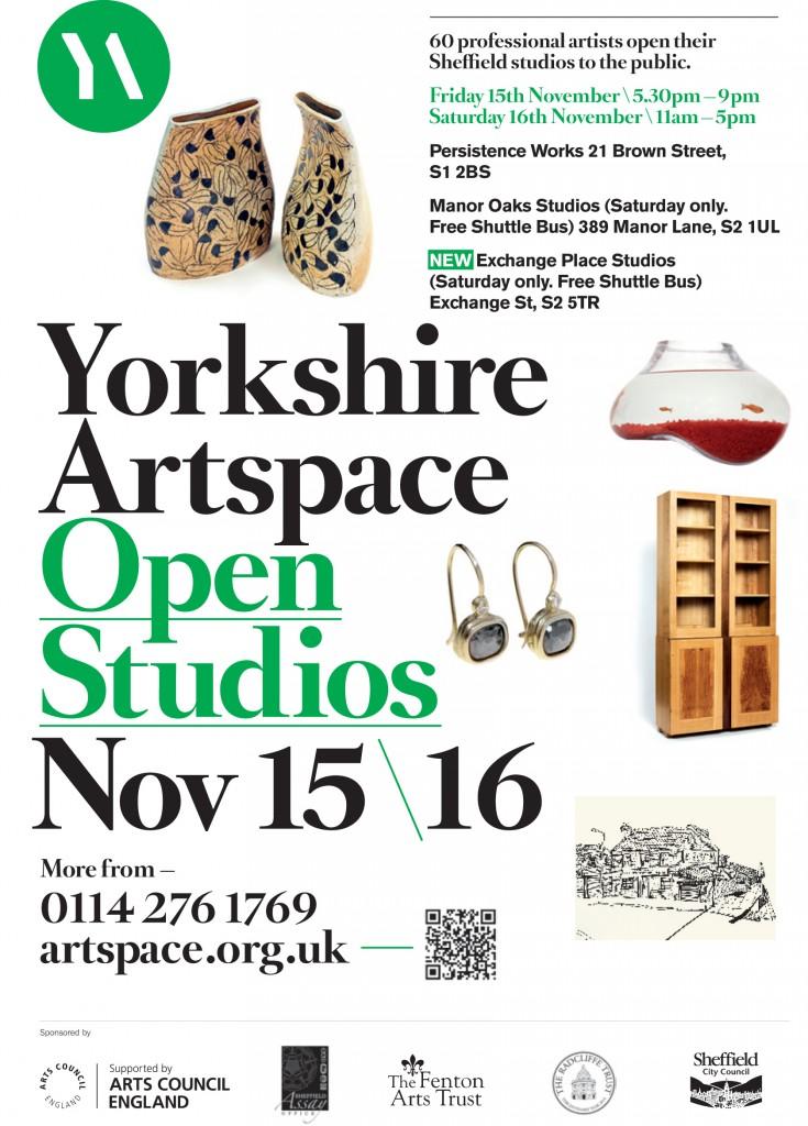 Open Studios 2013 postcard jpg